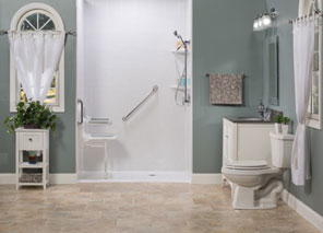 no threshold shower remodel thumbnail