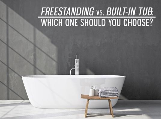 Grey Room With Bathtub
