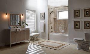 Tub Replacement Bathroom Remodel