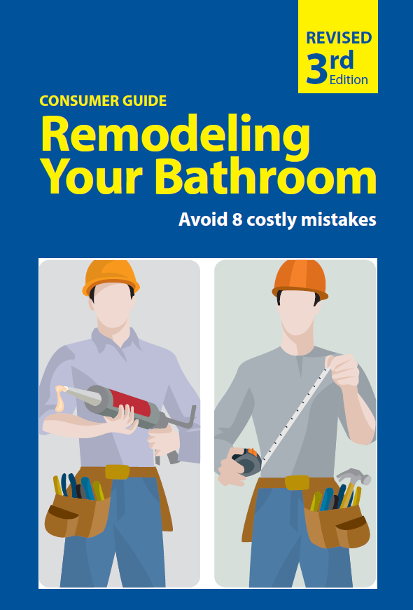 Remodeling Your Bathroom - Avoid 8 costly mistakes